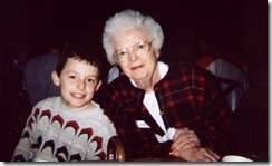 graham and grandma