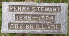 Perry_Stewart_gravestone